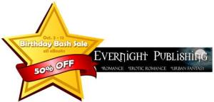EvernightBirthdayBashSale