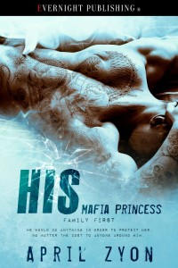 His Mafia Princess Cover